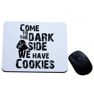 Come to the dark side we have cookies podkładka