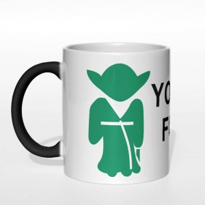 Yoda one for me kubek