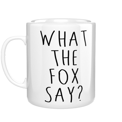 Kubek what the fox say?